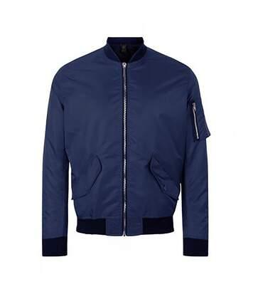 Sols - Veste D'aviateur Rebel - Unisexe (Bleu marine) - UTPC2817