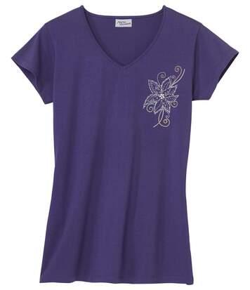 Splývavé letné tričko