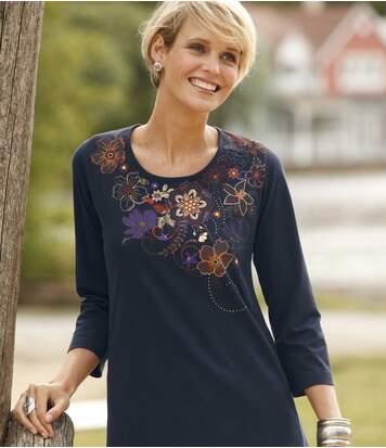 Блуза «Краски Осени» фото