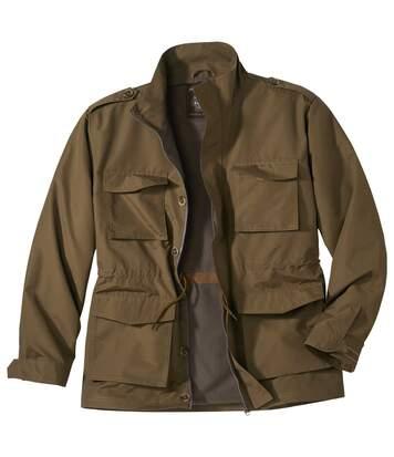 Safari-Jacke mit vielen Taschen