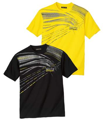 Lot de 2 Tee-Shirts Sport XTrem