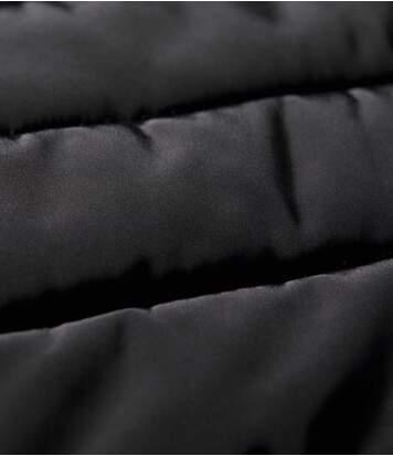 Kurtka zimowa na Wielki Mróz z imitacją futerka