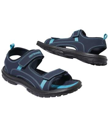 Men's Navy Summer Sandals