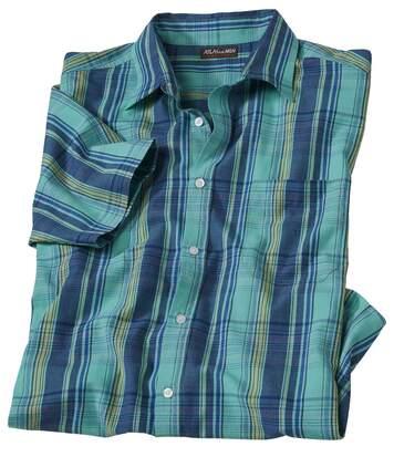 Kockovaná košeľa Ostrovy Stredomoria