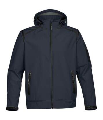 Stormtech Mens Oasis Softshell Jacket (Navy) - UTRW4643