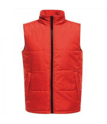 Regatta Mens Access Insulated Bodywarmer (Classic Red/Black) - UTRG3564