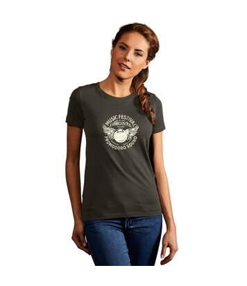 Print promodoro sound T-shirt premium Femmes