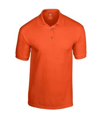 Gildan Adult DryBlend Jersey Short Sleeve Polo Shirt (Carolina Blue) - UTBC496