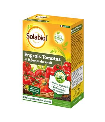 Engrais tomates et legumes fruits Conditionnement - 750 g