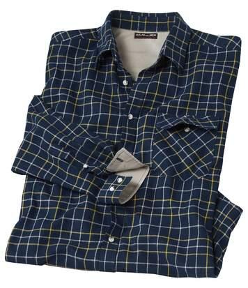 Flanelowa górska  koszula Akadia