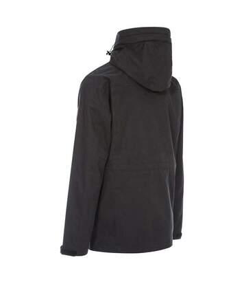 Trespass Mens Destroyer Waterproof Jacket (Black) - UTTP4590