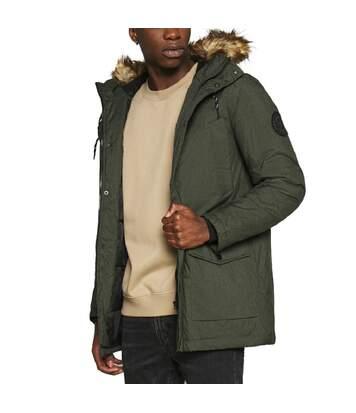 Parka Verte Homme Jack&Jones Jacket LTN