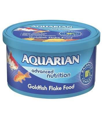 Aquarian - Flocons Pour Poisson Rouge (Peut varier) (200g) - UTBT124