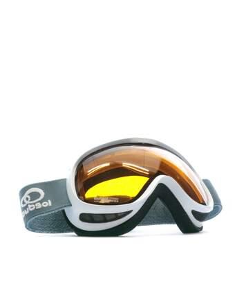 Masque de ski homme blanc Loubsol