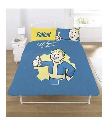 Fallout - Ensemble De Lit (Bleu/jaune) - UTSI371