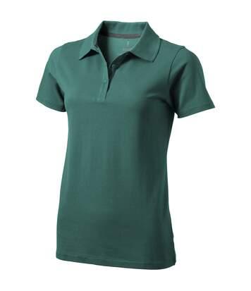 Elevate Seller Short Sleeve Ladies Polo (Forest Green) - UTPF1826