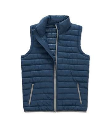 Stedman Mens Active Padded Vest (Dark Blue) - UTAB305