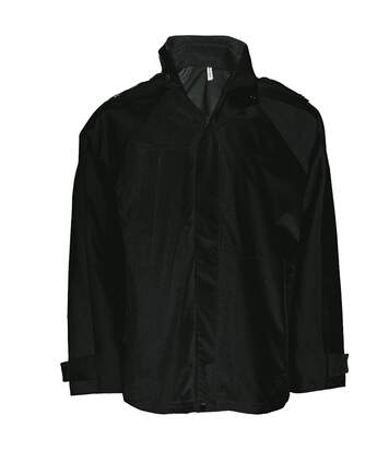 Kariban Mens 3-in-1 Waterproof Performance Jacket (Black) - UTRW729