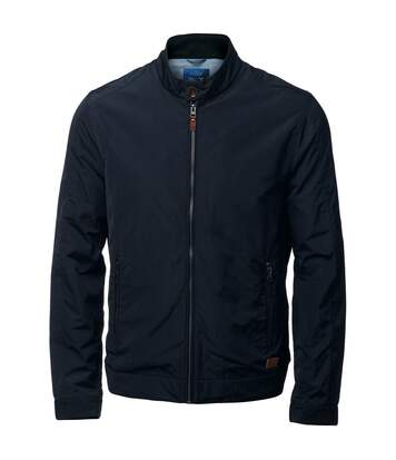 Nimbus Mens Oxbridge Full Zip Jacket (Navy) - UTRW3629