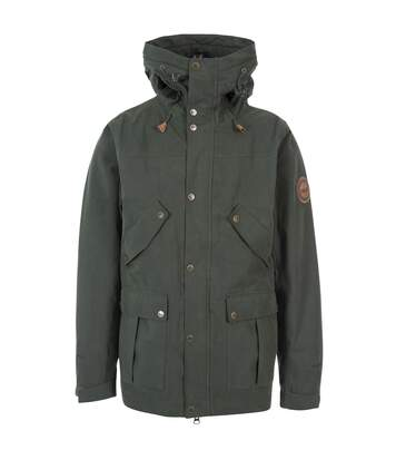 Trespass Mens Destroyer Waterproof Jacket (Olive) - UTTP4590