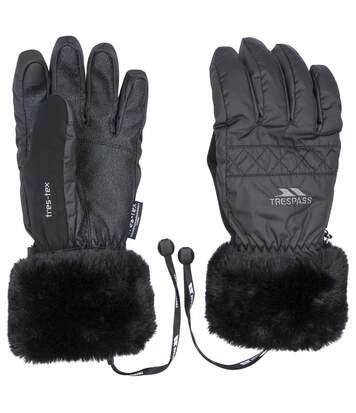 Trespass Womens/Ladies Yanki Gloves (Black) - UTTP4575