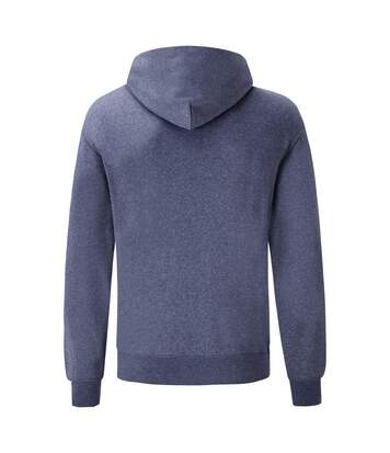 Fruit Of The Loom Mens Hooded Sweatshirt / Hoodie (Sky Blue) - UTBC366