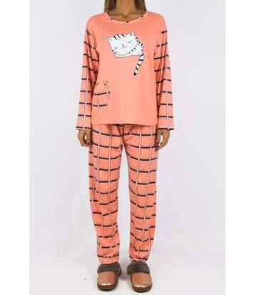 Pyjama à motifs