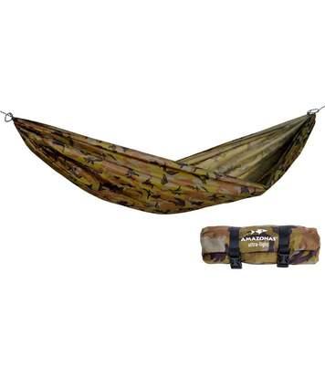 Hamac simple Amazonas Travel Set Camouflage