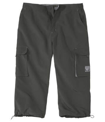 Tříčtvrteční kalhoty Wild Coast zmikrovlákna