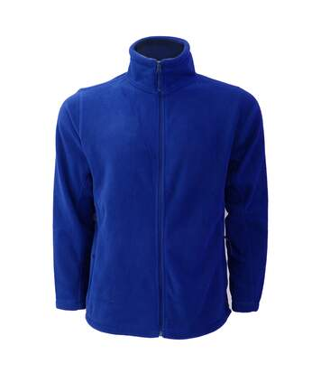 Russell Mens Full Zip Outdoor Fleece Jacket (Bright Royal) - UTBC575
