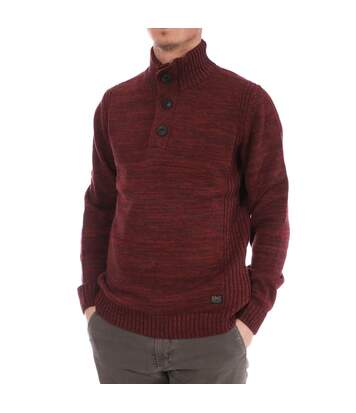 Pull Rouge Homme Petrol Industries Collar