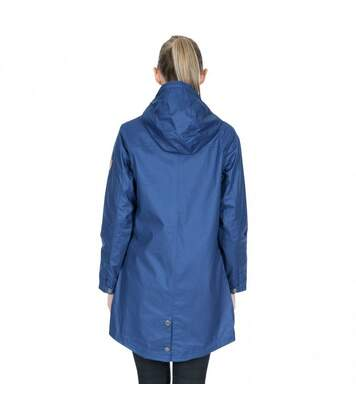 Trespass Womens/Ladies Sprinkled Waterproof Jacket (Navy) - UTTP4618
