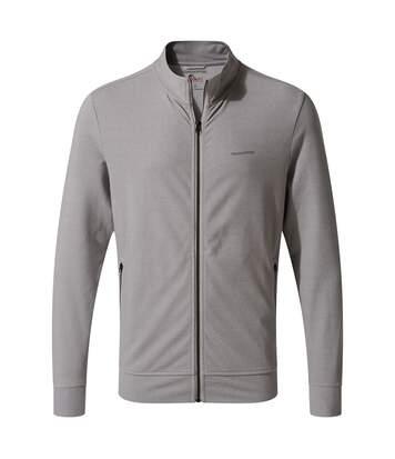 Craghoppers Mens NosiLife Alba Jacket (Soft Grey) - UTCG1102