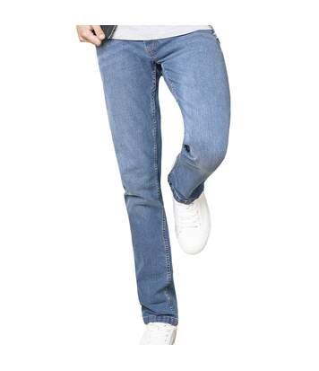Awdis So Denim - Pantalon En Jean À Coupe Droite - Homme (Bleu) - UTRW3947