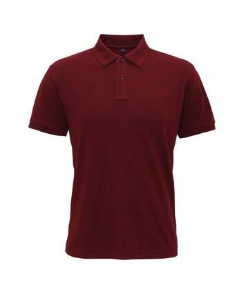 Asquith & Fox Mens Super Smooth Knit Polo Shirt (Bright Royal) - UTRW6026