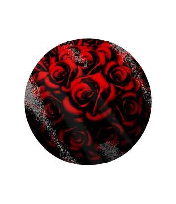 Grindstore - Planche À Découper Red Roses (Rouge) - UTGR1079