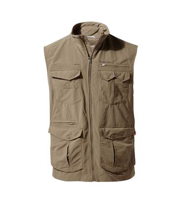Craghoppers - Gilet Adventure - Homme (Marron) - UTCG1135