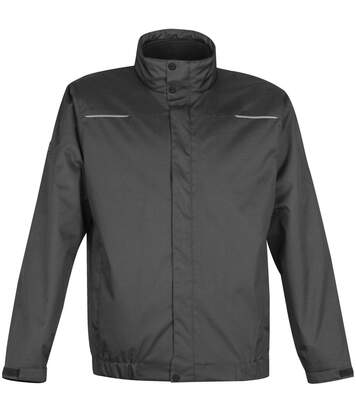Stormtech Mens Polar HD 3-in-1 System Jacket (Granite) - UTBC3895