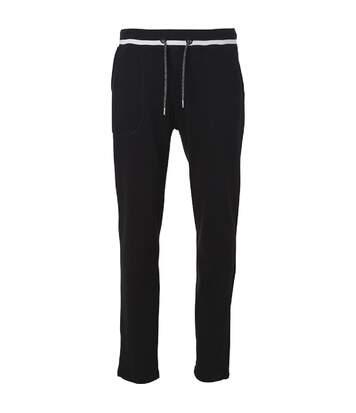 Pantalon jogging homme - JN780 - noir