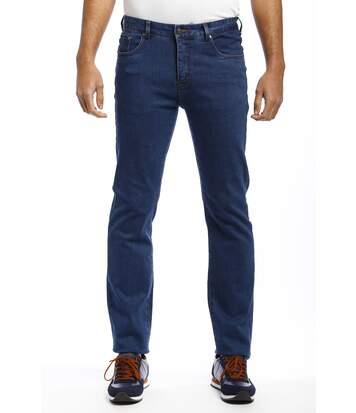 Pantalon Homme Jeans KV1PESTRIBO Bleu
