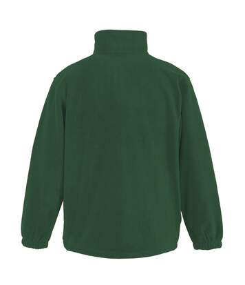 Result Mens Full Zip Active Fleece Anti Pilling Jacket (Forest Green) - UTBC922