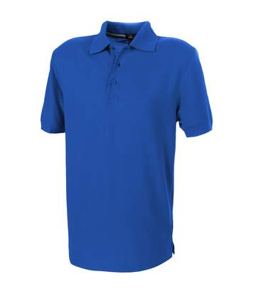 Elevate Crandall Short Sleeve Polo (Blue) - UTPF1831