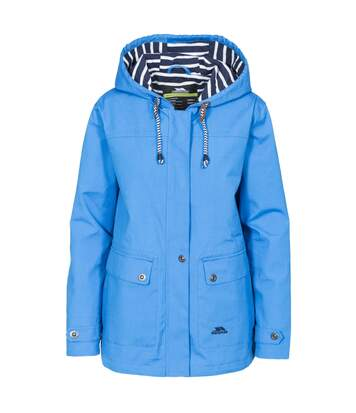 Trespass Womens/Ladies Seawater Waterproof Jacket (Vibrant Blue) - UTTP3314