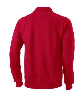 Slazenger Mens Referee Polo Sweater (Sky Blue) - UTPF1759