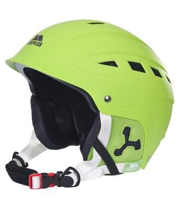 Trespass Furillo - Casque De Ski - Adulte Unisexe (Vert citron) (L/XL) - UTTP935