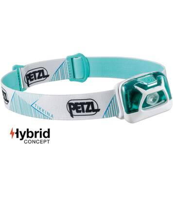 Lampe frontale Petzl Tikkina Hybrid blanche