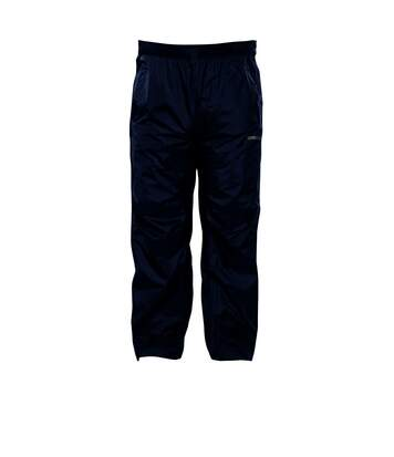 Regatta Packaway Ii - Sur-Pantalon Imperméable - Homme (Noir) (M) - UTRG493