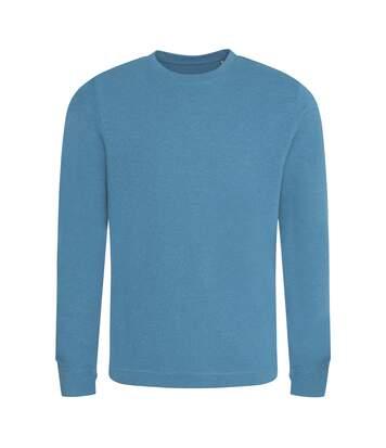 Ecologie - Sweatshirt Banff - Homme (Bleu clair) - UTPC3193