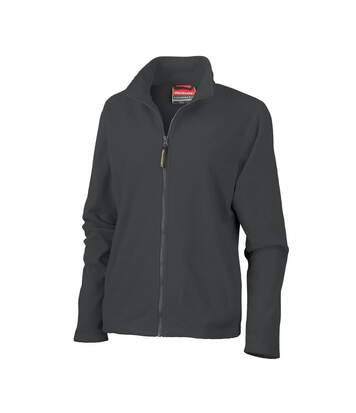 Result Ladies/Womens La Femme® High Grade Microfleece Jacket (490 GSM) (Navy Blue) - UTBC853