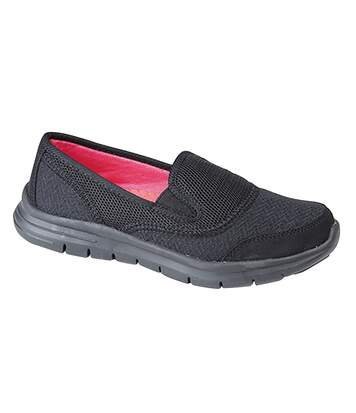 Dek - Chaussures Légères Décontractées - Femme (Noir) - UTDF1085